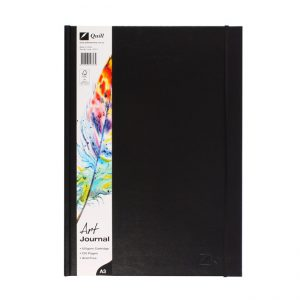 Art Journal Quill A3 Hardcover 125gsm 60 Leaf