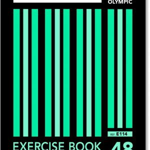Exercise Book A4 48 Page 11mm Ruled