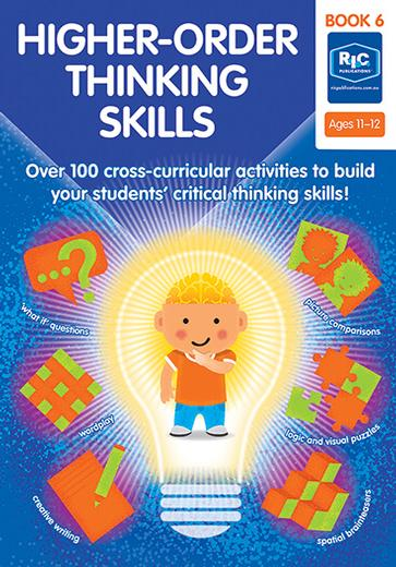 Higher-Order Thinking Skills Book 6 Ages 11+