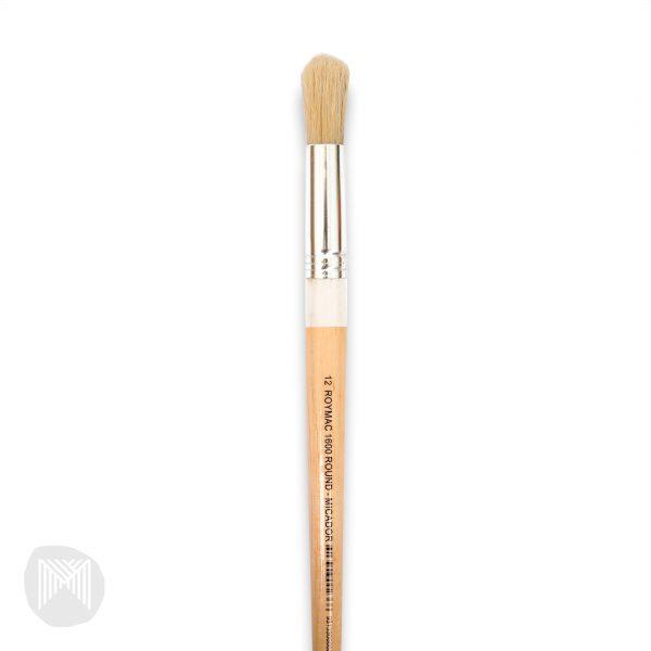 Brush Paint Roymac 1600 Round No 12