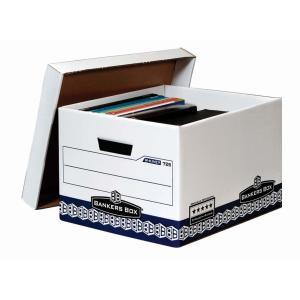 Archive Box Fellowes 729 Maximum Strength 262Hx345Wx400D (FS)