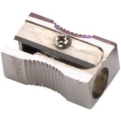 Pencil Sharpener Single Metal