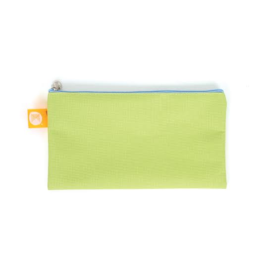 Pencil Case Zip Top Micador 235x130mm Green