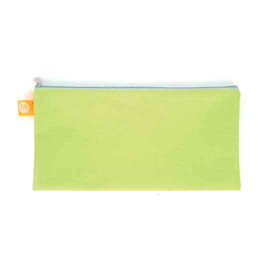 Pencil Case Zip Top Micador 340x170mm Green