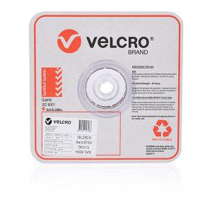 Velcro Strip Hook Only 25mm x 25M Roll