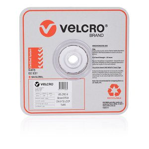 Velcro Strip Loop Only 25mm x 25M Roll