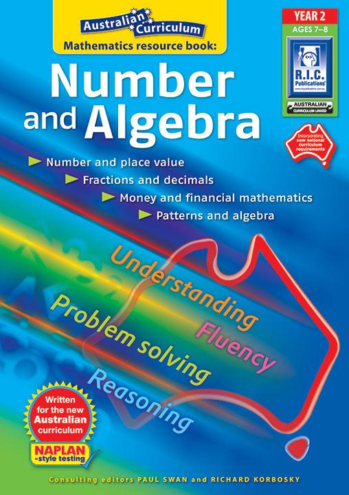 Australian Curriculum Mathematics – Number and Algebra - Year 2
