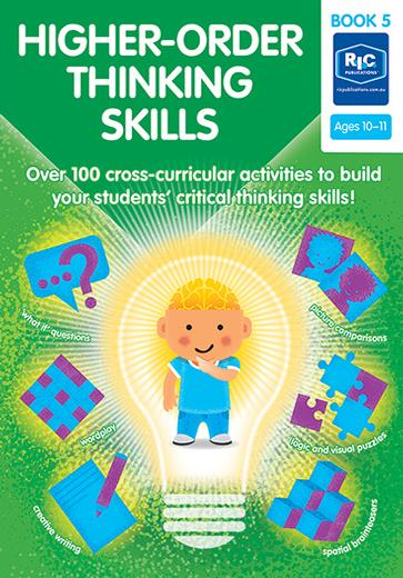 Higher-Order Thinking Skills Book 5 Ages 10-11