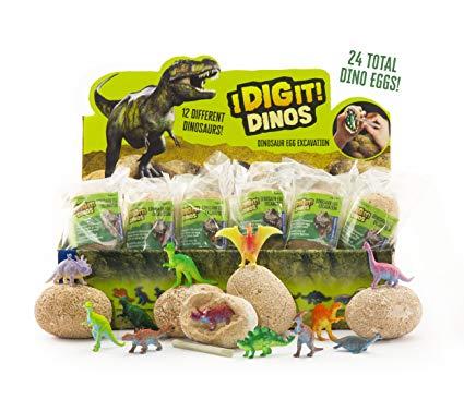 Dino Egg Excavation - Single