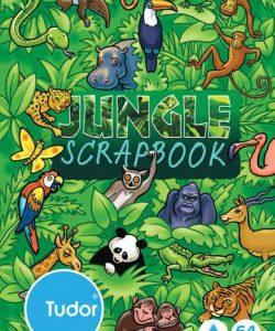 Scrap Book Jungle 330x245mm 64 Page