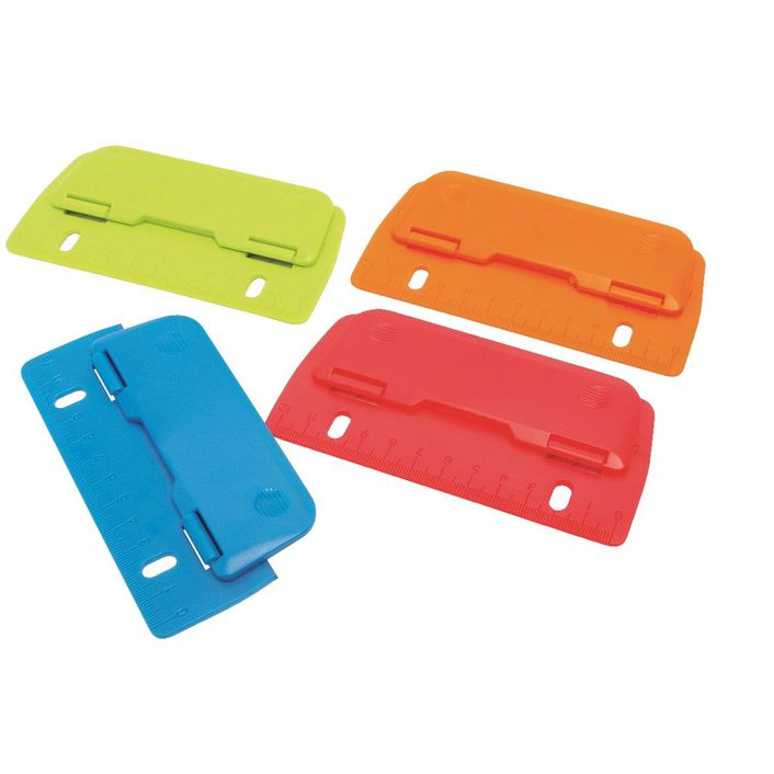 Punch 2 Hole Bindermate Assorted