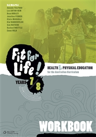 Nelson Fit for Life! Workbook Years 7 & 8