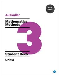Sadler Maths Methods Unit 3 Student Book (Revised Format)