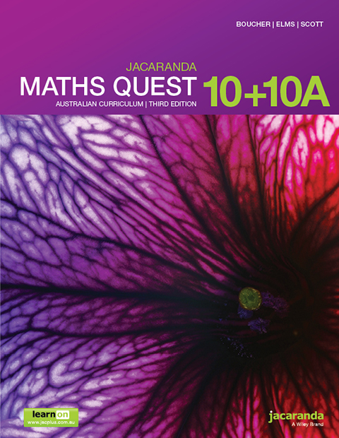 Maths Quest 10 for the AC 3rd Ed LearnON & Print