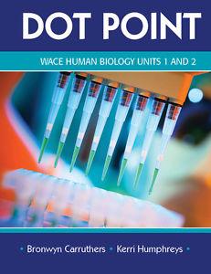 Dot Point WA Human Biology Units 1&2