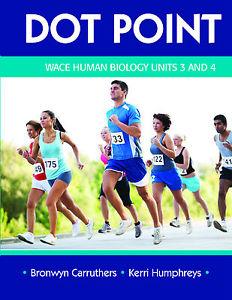 Dot Point WA Human Biology Units 3&4