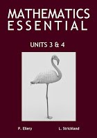 Mathematics Essential Units 3 & 4 Study Guide (Ellery)