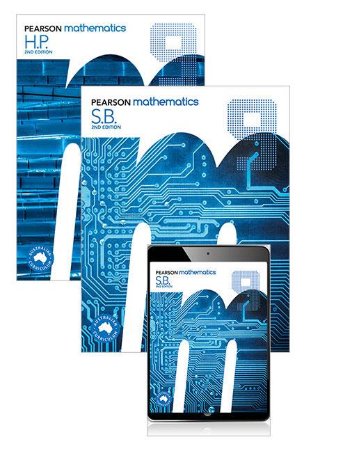 Pearson Mathematics 9 2nd Edition SB/EB/HWP/LBS