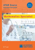 Mathematics Specialist Year 11 ATAR Course Textbook