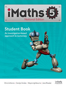 iMaths National Edition Student Book 5