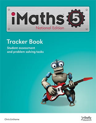 iMaths National Edition Student Tracker 5