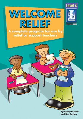 Welcome Relief - Level 4 - Ages 8-9