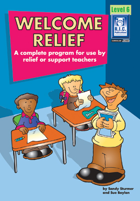 Welcome Relief - Level 6 - Ages 10-11