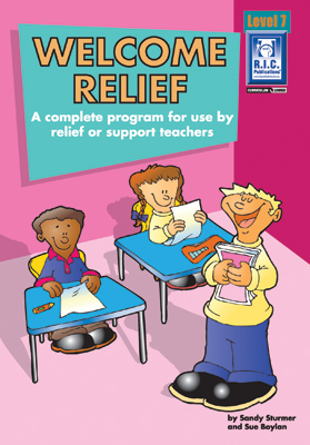 Welcome Relief - Level 7 - Ages 11+