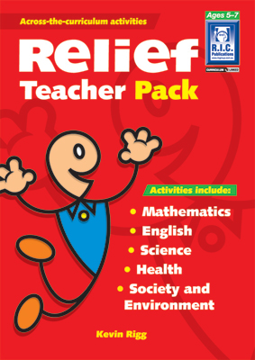 Relief Teacher Pack - Ages 5-7
