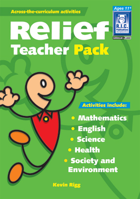 Relief Teacher Pack - Ages 11+