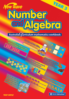 New Wave Number And Algebra Workbook - Year 3