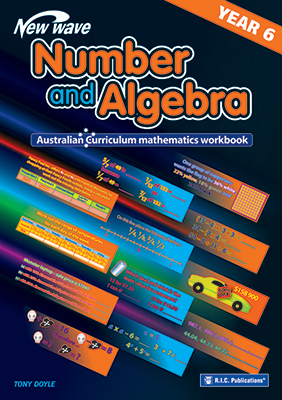 New Wave Number And Algebra Workbook - Year 6
