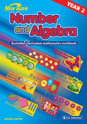 New Wave Number And Algebra Workbook - Year 2