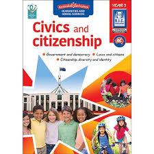 Australian Curriculum Civics & Citizenship Year 3