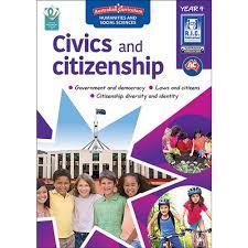 Australian Curriculum Civics & Citizenship Year 4