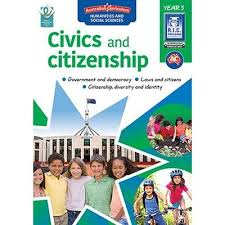 Australian Curriculum Civics & Citizenship Year 5