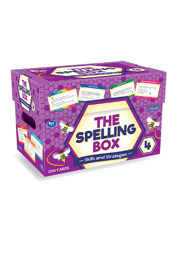The Spelling Box 4 (RIC)