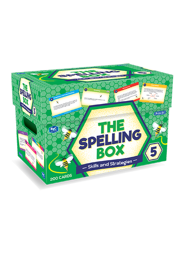 The Spelling Box 5 (RIC)