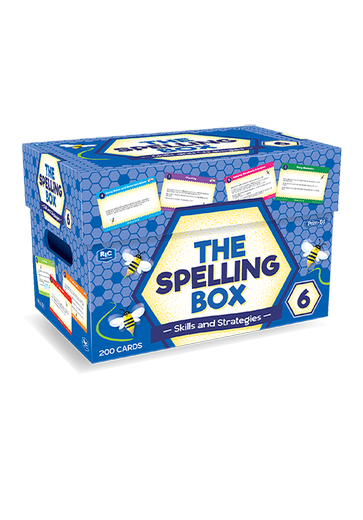 The Spelling Box 6 (RIC)