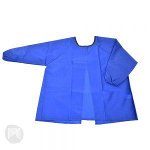 Art Smock Long Sleeve 54cm Blue