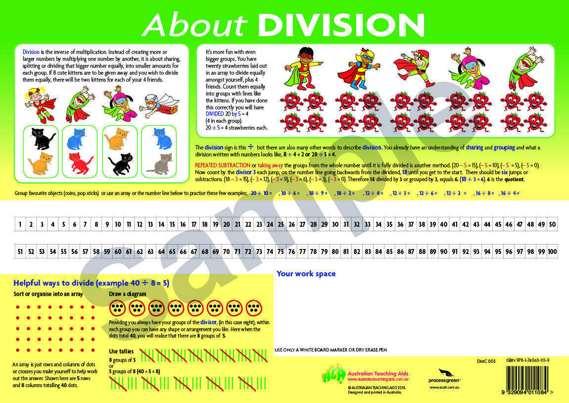 ATA About DIVISION Desk Mat