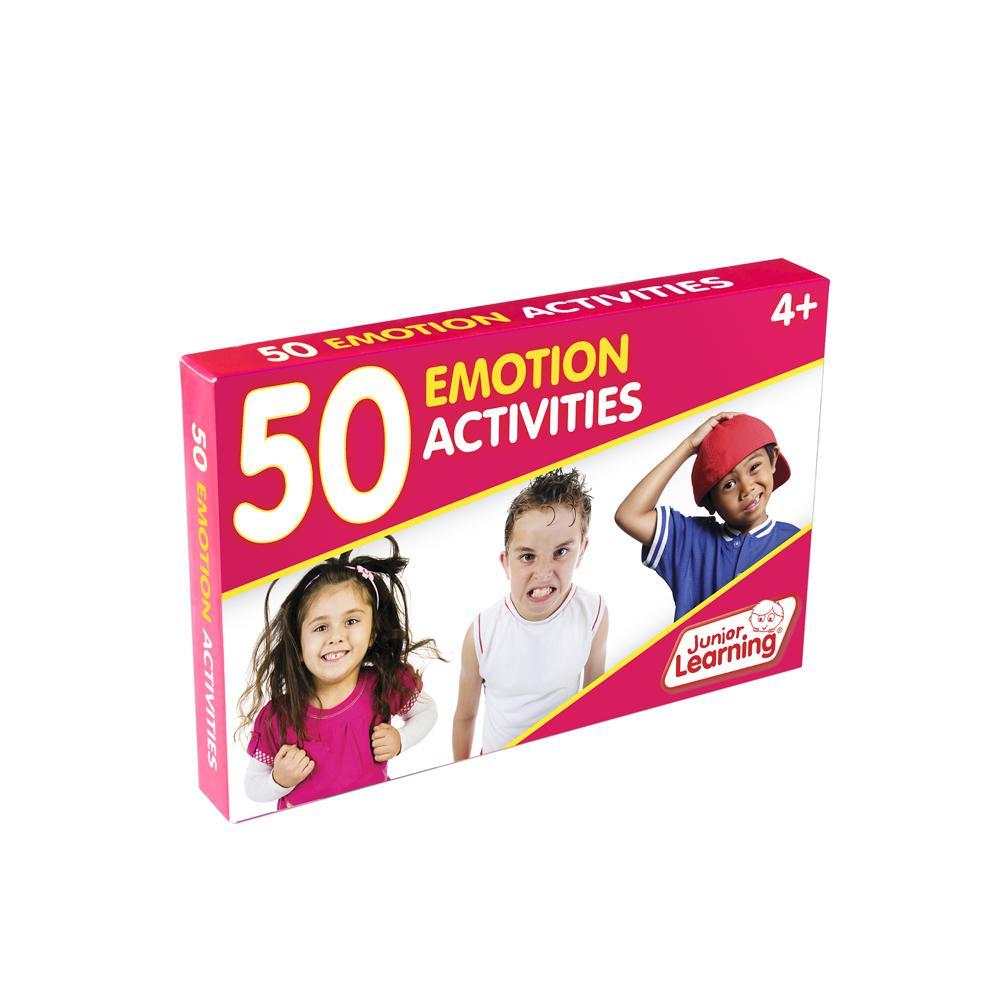 50 Emotion Activities