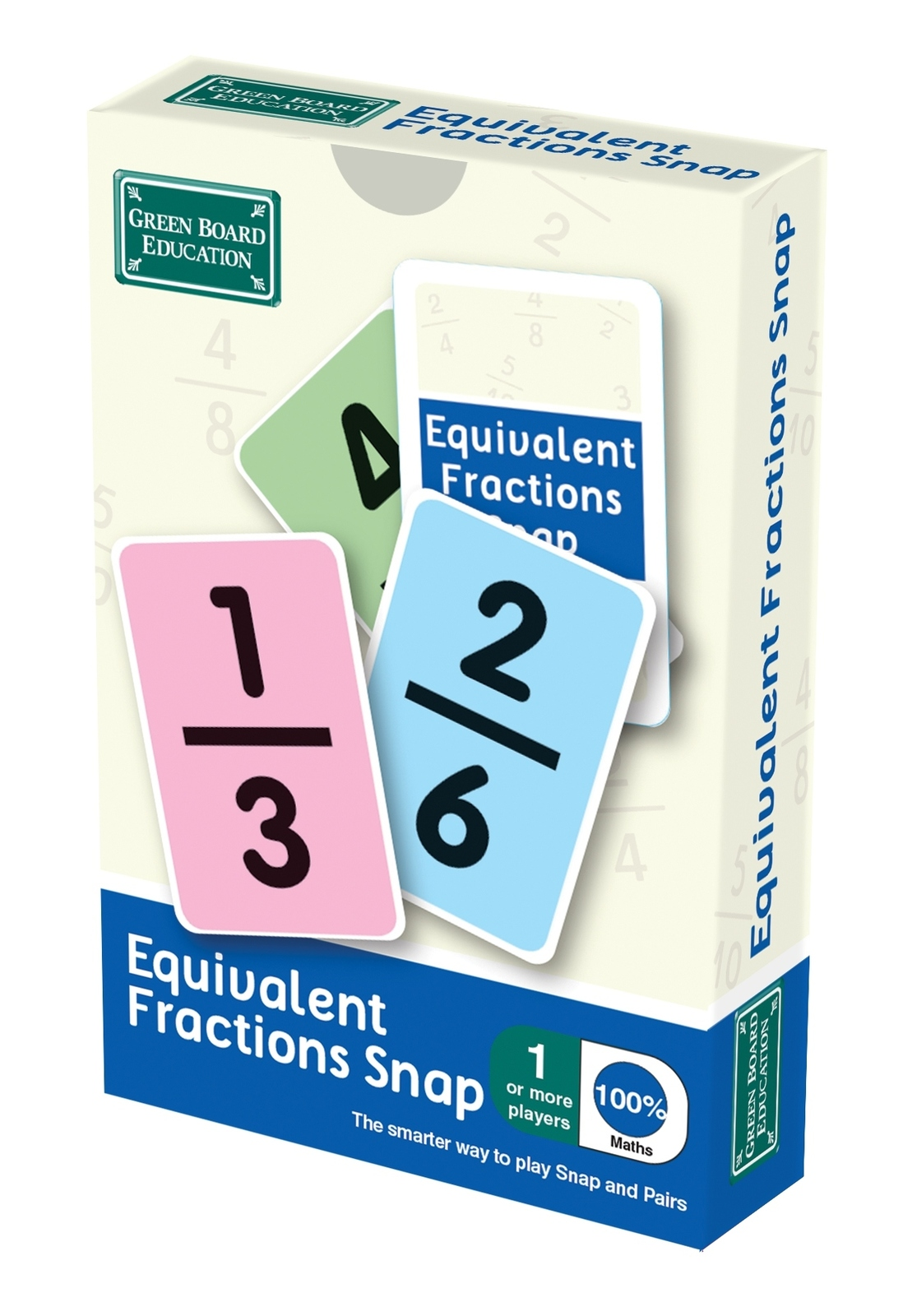 Equivalent Fractions - Snap