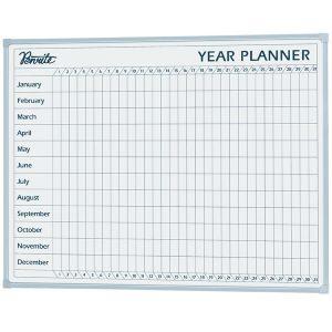 Year Planner Penrite 1200x900mm (FS)