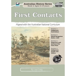 Australian History Series Book 4: First Contacts