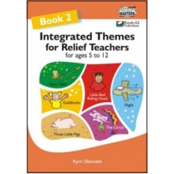 Integrated Themes for Relief Teachers Book 2