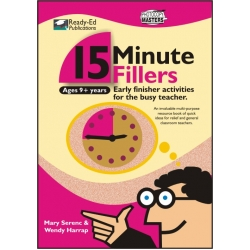 15 Minute Fillers - Ages 9+