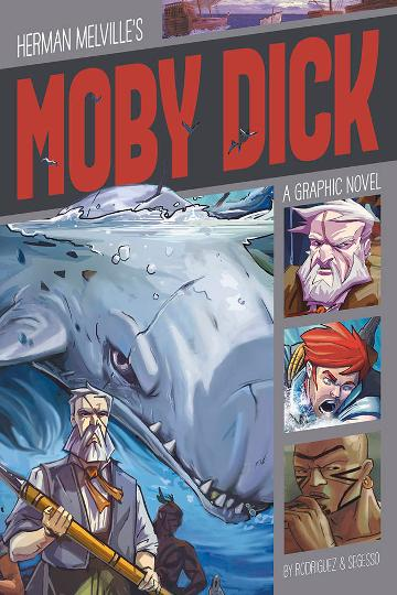 Classic Fiction: Moby Dick