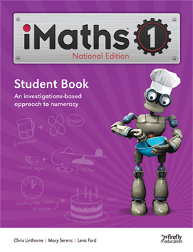 iMaths National Edition Student Book 1