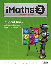 iMaths National Edition Student Book 3